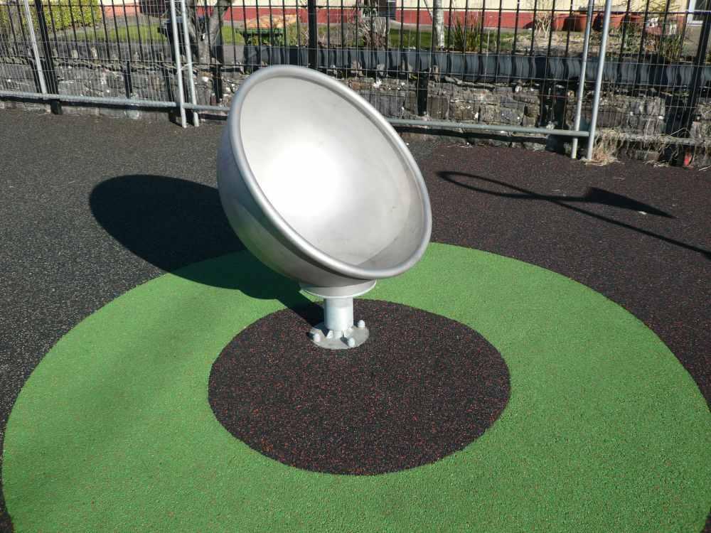 Rotating Bowl