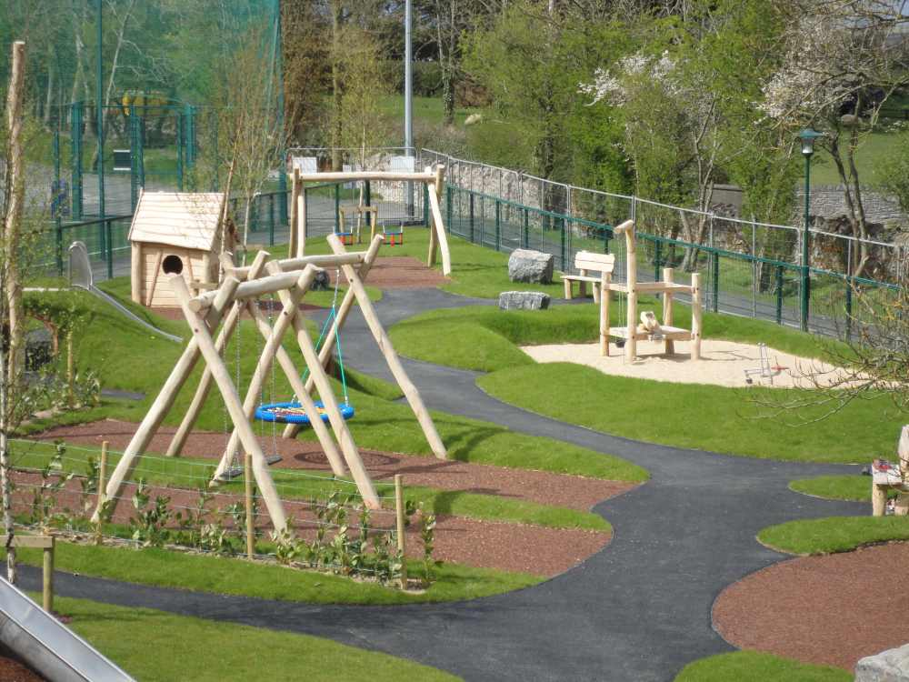 Playground Equipment from Creative Play Solutions | Clerihan