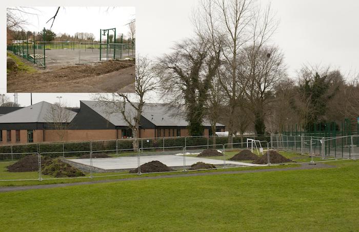 Cloughvalley Skate Park