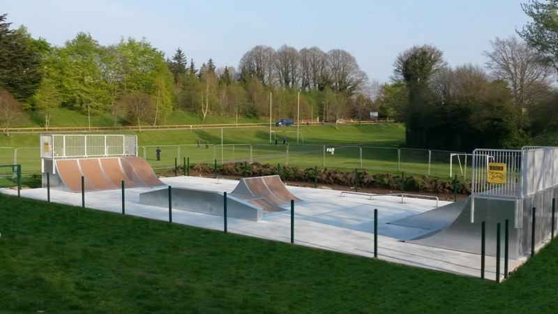 crosserlough skatepark