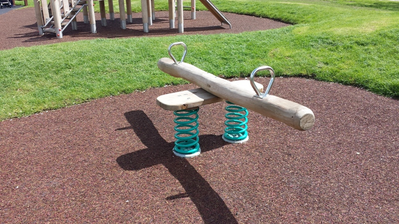 Playground Mulch Alternative