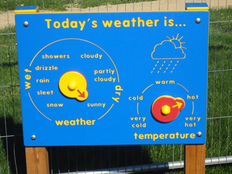 weather play panel