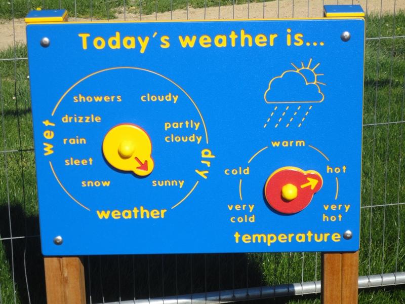 weather play panel